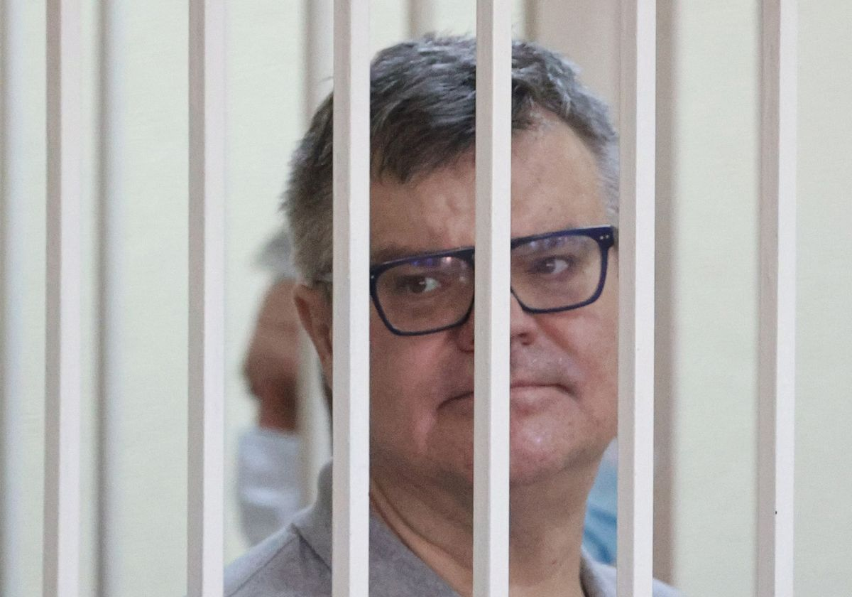 One Of The Main Belarusian Opposition Leaders Sentenced To 14 Years In Prison