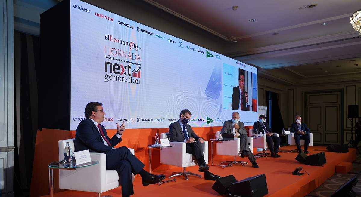 The Regional Presidents Ask For More Equity In Distribution Of European Funds