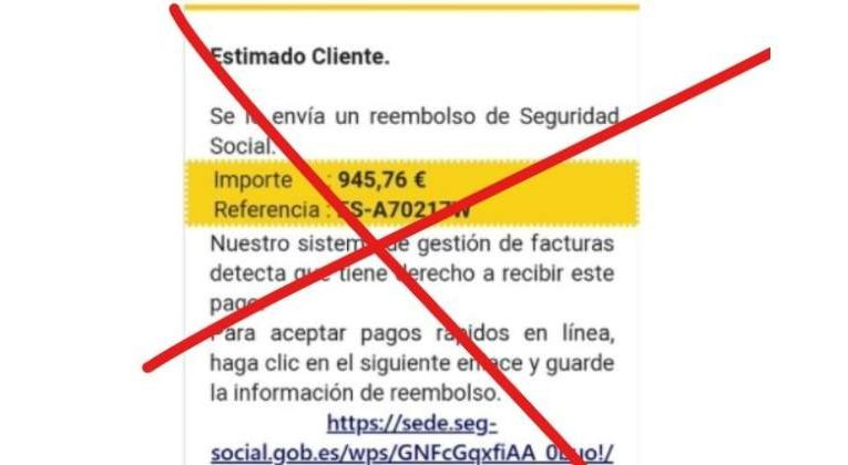 Social Security Alert, This Email Impersonates Your Identity And Is A Fraud